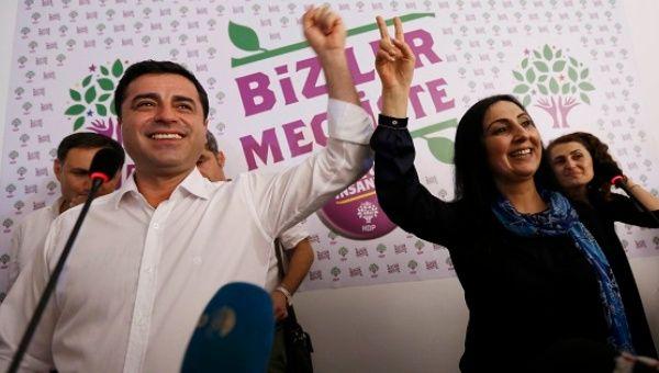 Pro-Kurdish HDP to Fight Erdogan in Constitution Talks