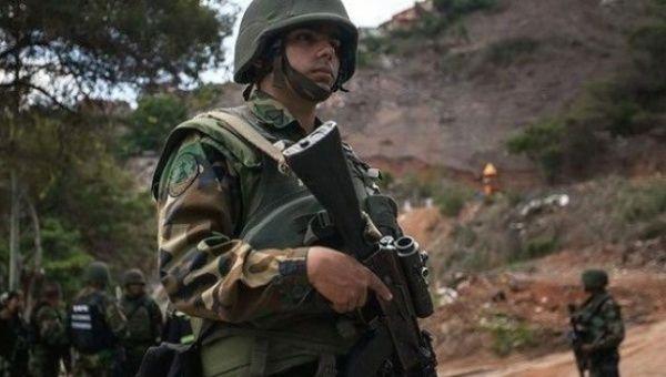 Venezuelan Special Forces Kill Notorious Gang Leader