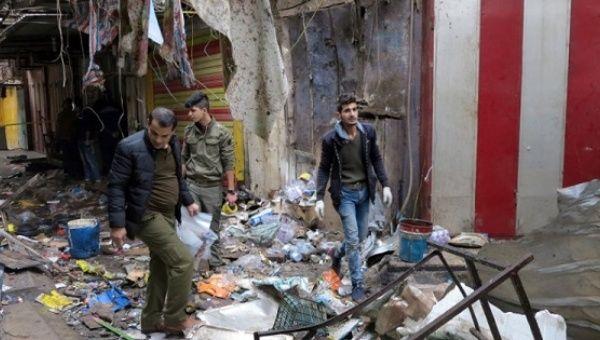 Baghdad Blasts Kill 25 as Mosul Fighting Intensifies | News