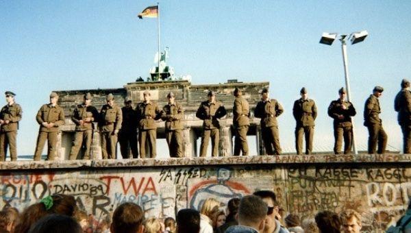 Berlin Mayor Issues Warning to Trump Over Wall | News