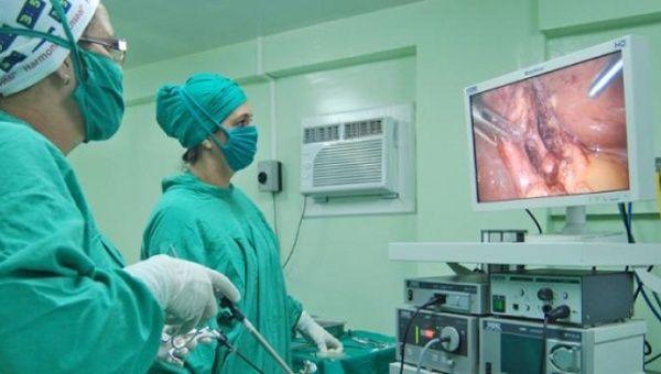 Amid Us Blockade Cuba Opens Robotic Surgery Center News Telesur