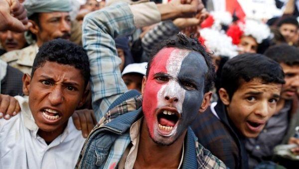 Houthi Leader: Yemenis Reject US Hegemony, Zionism, Saudi Bombs