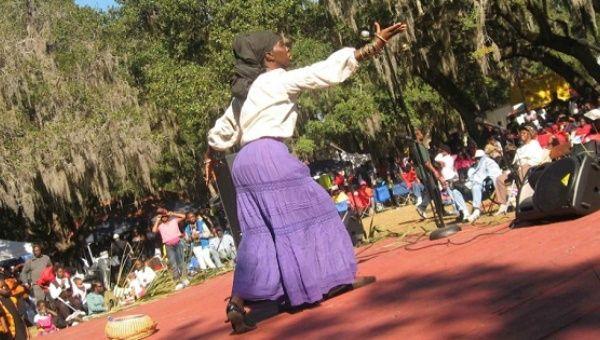 Gullah/Geechee Culture at Sweetgrass Cultural Arts Festival