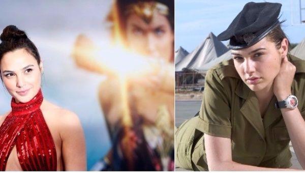 Too israeli woman soldier facebook