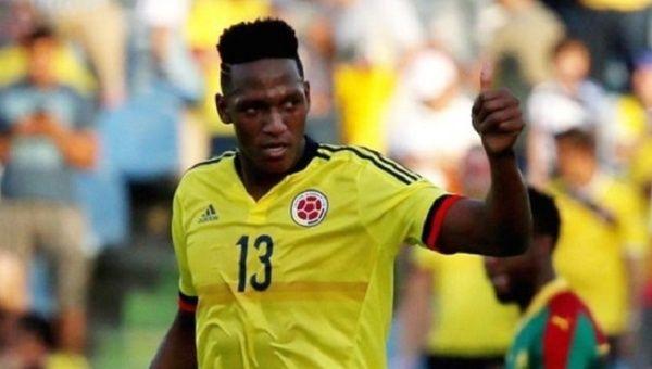 Fc Barcelona Announces Buyout Of Brazil Defender Yerry Mina News Telesur English