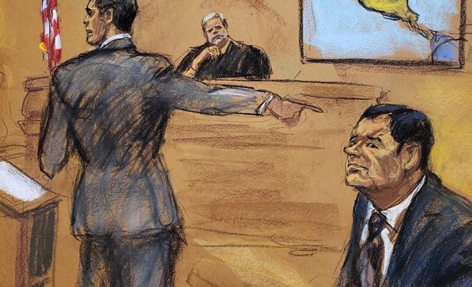 jj rendon involved in el chapo u0026 39 s bribes  says witness