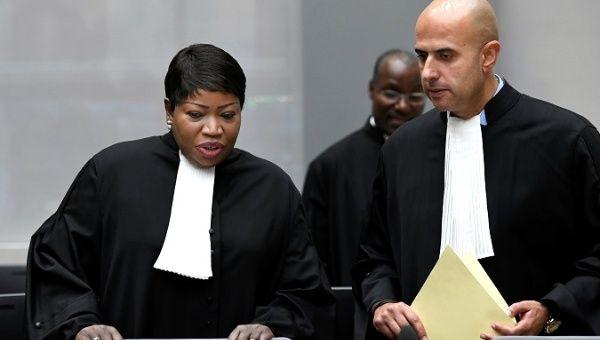 ICC Prosecutor