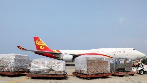 Venezuela receives shipment of medicine from China.