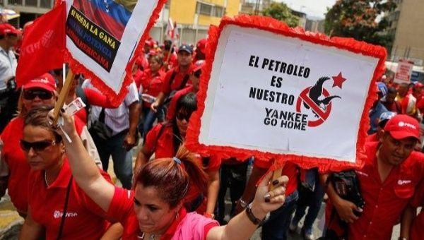 Lavrov dice que Estados Unidos sigue intentando forzar la salida del presidente de Venezuela, Nicolás Maduro.