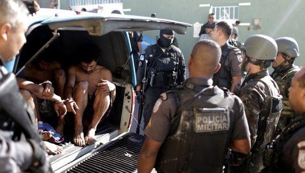 Brazil's military police killed 434 in 2019 in Rio de Janeiro.