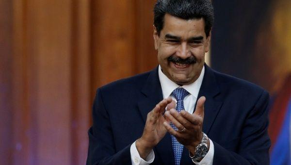 Venezuelan President Nicolas Maduro says Oslo talks