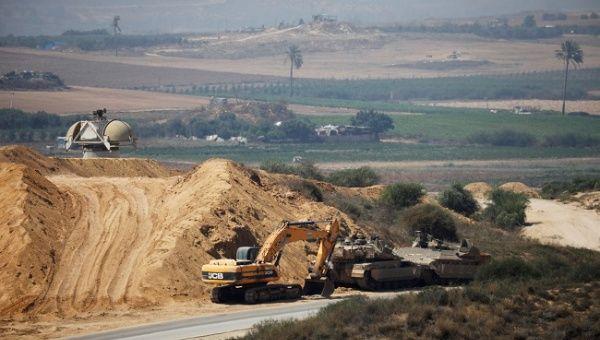 Israeli Forces Kill Palestinian Man at Gaza Border | News