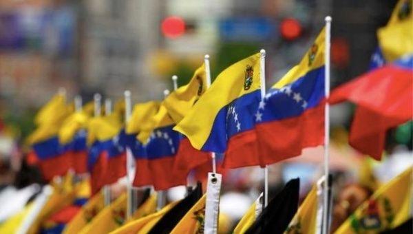 David Denny from Caribbean Movement for Peace and Integration calls for regional unity against U.S. economic, political destabilization in Venezuela.