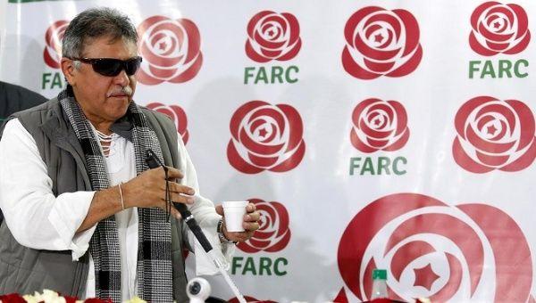 Santrich Accuses Colombian President Ivan Duque of Treason