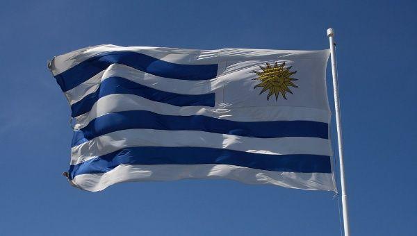 Uruguay's flag