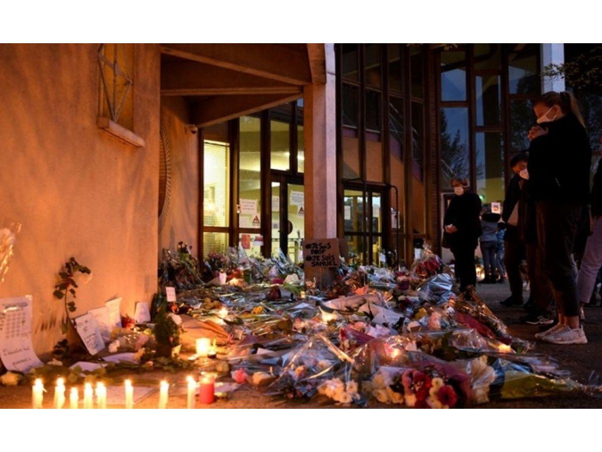 France: Authorities Identify Man Who Beheaded A Teacher