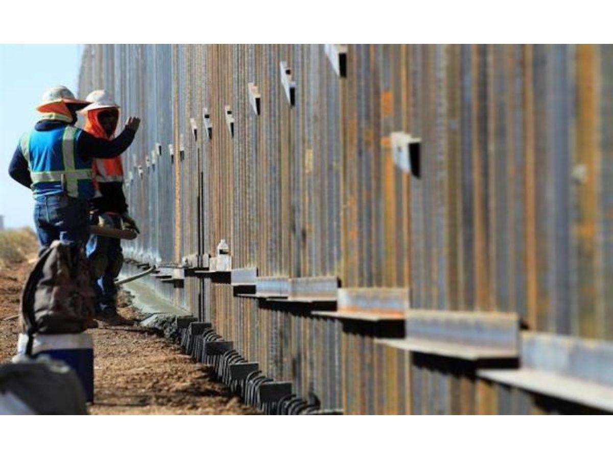 Mexico Hails Biden's Order to Halt Construction of Border Wall