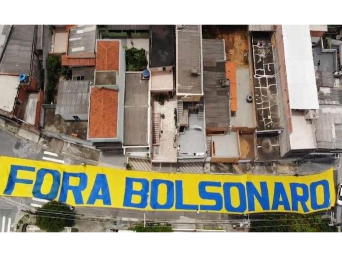Brazil: Social Movements March to Urge Bolsonaro's Impeachment
