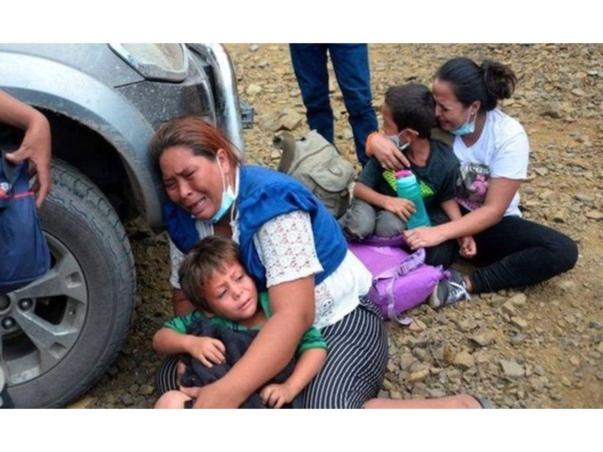 Children in Caravan Were Injured and Traumatized, UNICEF Warns