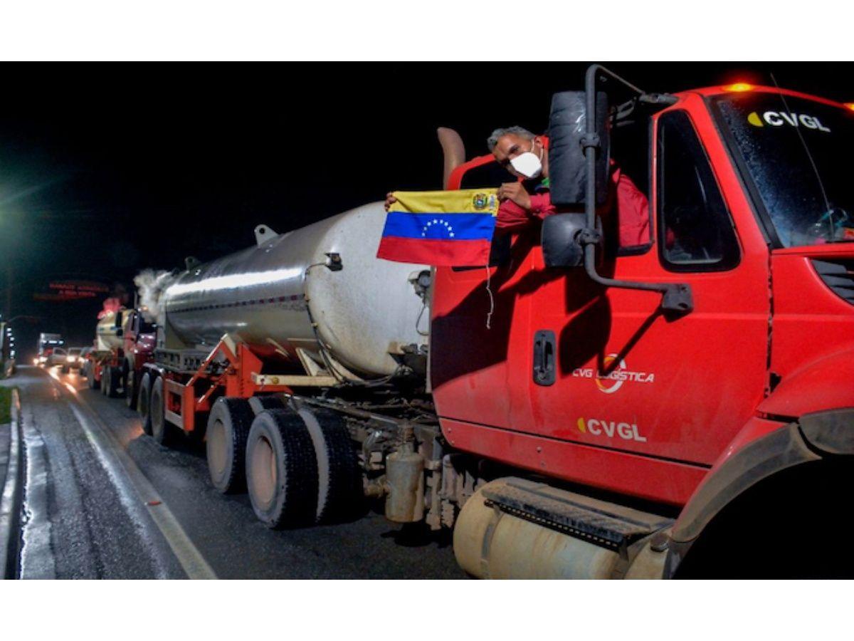 Brazil's Lula Thanks Venezuela for Sending Oxygen to Manaus