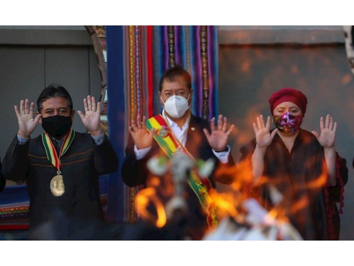 'Unity To Overcome the Crisis', Bolivia's President Demands
