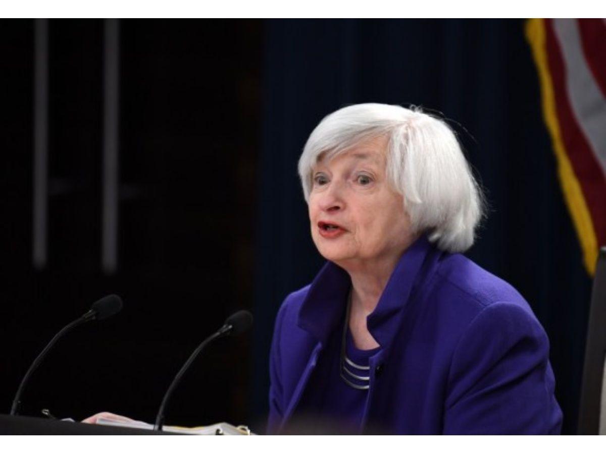 U.S. Senate Confirms Yellen as First Female Treasury Secretary