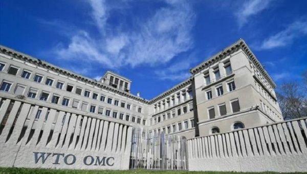 World Trade Organization headquarters, Geneva, Switzerland, 2021.