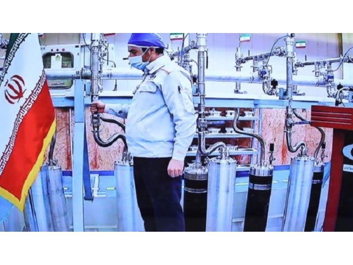 Iran to Raise Uranium Enrichment at Natanz Nuclear Site to 60%