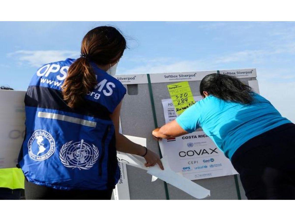 Dominican Republic & Guatemala Label COVAX Facility 'A Failure'