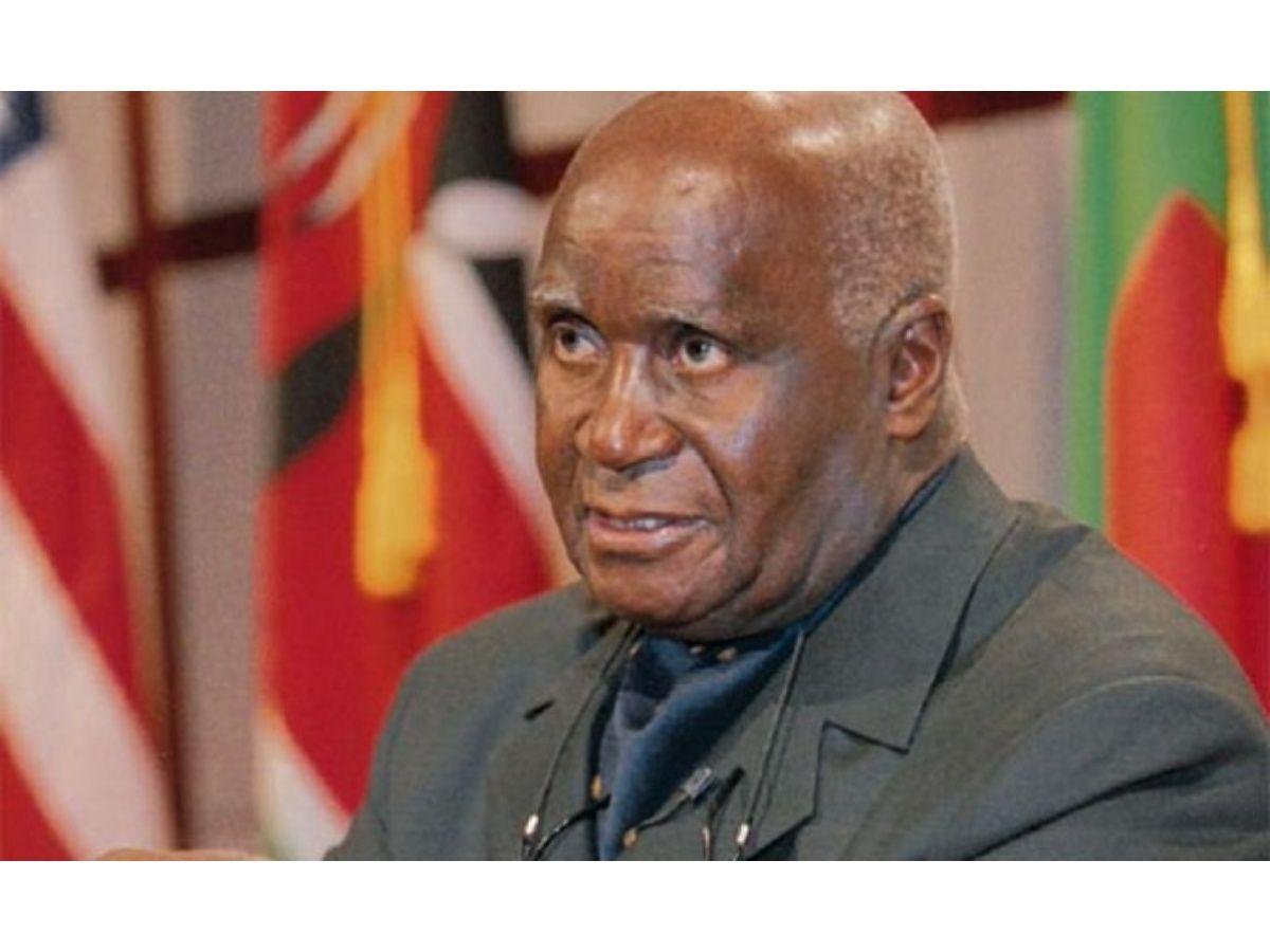 Zambia's Anti-Colonial Hero Kenneth Kaunda Hospitalised