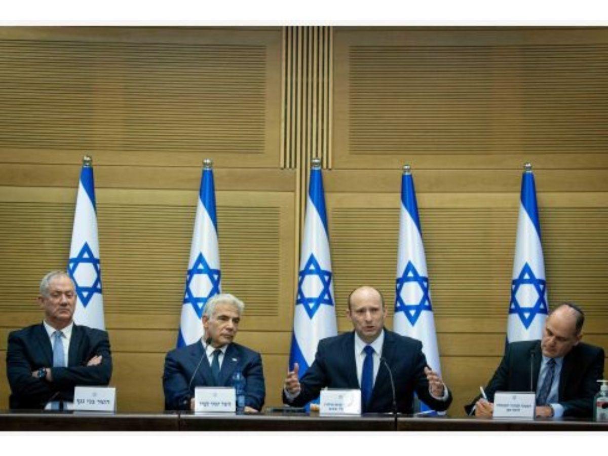 Globalink | Bennett Sworn in as Israel's New PM, Ending Netanyahu's 12-Year Rule