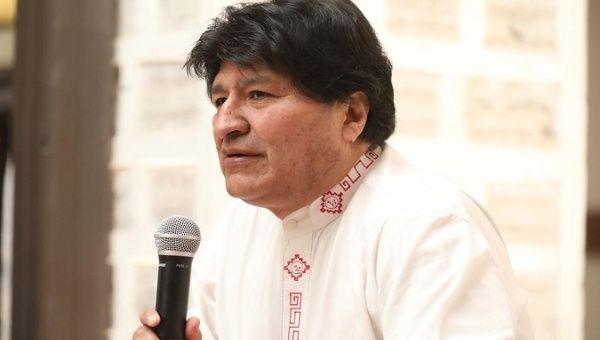 """Morales warnt: """"Ein neuer Condor-Plan ist in Lateinamerika im Gange"""""""