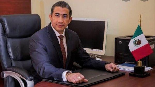 Judge Enrique Pacheco, Mexico.