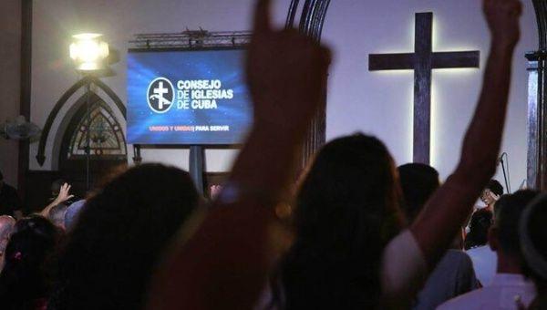 The World Council of Churches called on U.S. President Joe Biden to lift the blockade on Cuba.