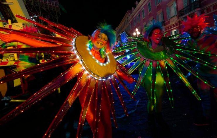 Samba Pfeife Party Festival Latin Carnival Mardi Gras