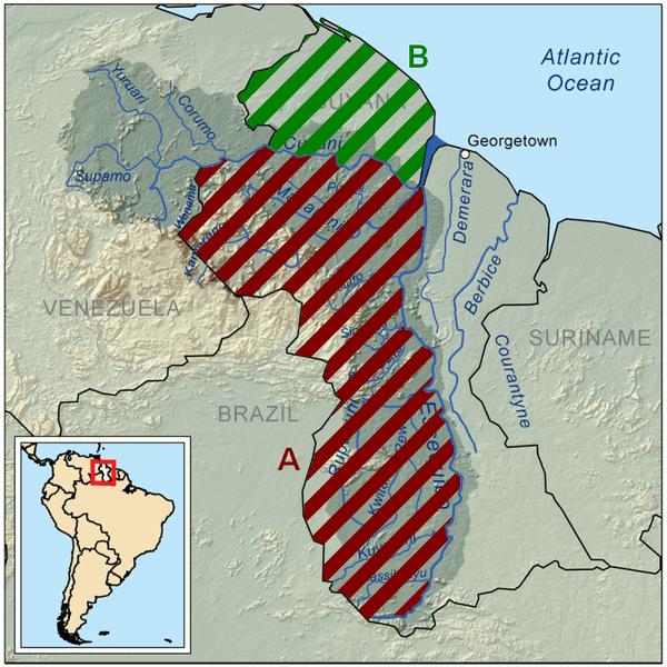 Trump's New Weapon Against Venezuela: Oil-Rich Essequibo
